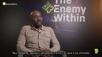 """Morris Chestnut: """"En 'The Enemy Within' nos centramos primero en los personajes y luego en el crimen"""""""