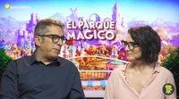 """Buenafuente y Silvia Abril: """"Respetamos mucho el mundo del doblaje"""""""