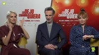 Amaia Salamanca, Ernesto Alterio y Cristina Castaño nos confiesan los vicios que no pueden dejar