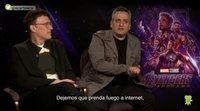 """Anthony y Joe Russo ('Vengadores: Endgame'): """"Todo el mundo tiene un doctorado en consumir historias"""""""