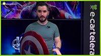 Videocrítica 'Vengadores: Endgame'