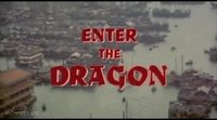 'Enter the dragon' Trailer