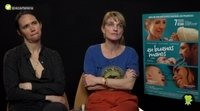 """Jeanne Herry, directora de 'En buenas manos': """"Quería mostrar una masculinidad diferente en la película"""""""