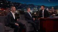 David Benioff y D. B. Weiss responden a varias cuestiones sobre 'Juego de Tronos' en el programa de Jimmy Kimmel