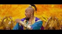 Will Smith canta 'El Gran Alí' en 'Aladdín'