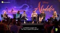 """Will Smith ('Aladdín'): """"Es genial hacer ruedas de prensa cuando tienes una buena película"""""""