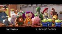 Vídeo Promocional 'Toy Story 4':