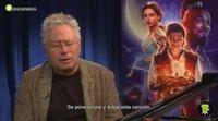 """Alan Menken sobre la nueva canción para Jasmine: """"'Speechless' va a ser especial"""""""