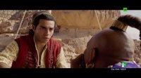 Escena 'Aladdin': Deseo convertirme en un príncipe