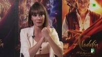 Aitana habla sobre lo que ha supuesto cantar 'Un Mundo Ideal' y su afición por Disney