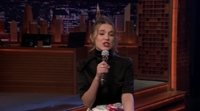 Jimmy Fallon challenges Millie Bobby Brown to sing as many songs as they can