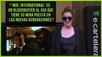 Videocrítica 'Men in Black: International'