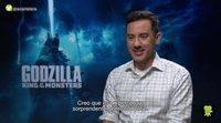 """Michael Dougherty: """"He escondido muchos guiños en la 'Godzilla: Rey de los monstruos'"""""""