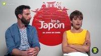 """Dani Rovira ('Los Japón'): """"El rodaje en Tokio fue muy intenso y breve"""""""