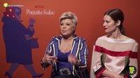 """Terelu ('Paquita Salas'): """"Me gustaría ser Bárbara Valiente todos los días de mi vida"""""""