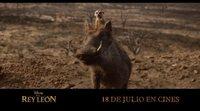Spot 'El Rey León': Timón, Pumba y Nala en español