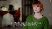 Entrevista exclusiva Jessie Buckley 'Wild Rose'
