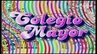 Cabecera 'Colegio Mayor'