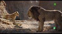 Escena 'El Rey León': Encontrar su rugido