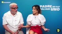 """Toni Acosta: """"No sé si Santiago volverá a hacer 'Torrente', pero en la comedia familiar se mueve muy bien"""""""