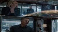 Comparación del tráiler de 'Vengadores: Endgame' con escenas de la película