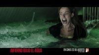 Spot 'Infierno Bajo el Agua': Huye si puedes