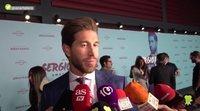 """Sergio Ramos: """"Habrá alguna sorpresa que otra en la serie"""""""