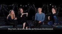 Featurette 'Zombieland: Mata y Remata': El reencuentro