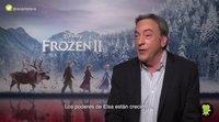 """Peter del Vecho: """"Hicimos el corto 'Frozen Fever' porque el público pedía que contáramos otra historia"""""""