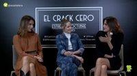 """Las actrices de 'El Crack Cero' destacan """"la fuerza"""" de los personajes femeninos de Garci"""
