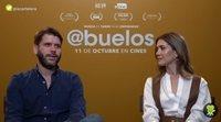 """Santiago Requejo: """"Con 'Abuelos' no quería hacer una comedia histriónica que hiciera perder realidad"""""""