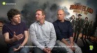 Entrevista al director y reparto de 'Zombieland: Mata y remata'
