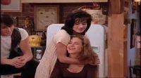 """Escena 'Friends': """"Bienvenida al mundo real"""""""