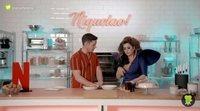 """La Terremoto de Alcorcón nos prepara un """"cupcake cinéfilo"""" y habla de Almodóvar, 'Arroz Movie' y 'Niquelao!'"""