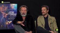 """Ginés García Millán: """"Una película es una ventana abierta para crecer como actor y como persona"""""""