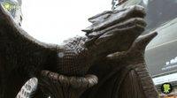 Las esculturas de 'Juego de Tronos' en Madrid