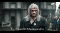 Tráiler subtitulado 'The Witcher'
