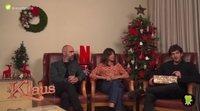 'Klaus': Quim Gutiérrez, Belén Cuesta y Luis Tosar responden a nuestro test navideño