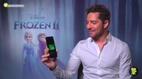 'Frozen 2': Test de canciones Disney a David Bisbal