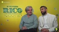 """Álex García: """"Me gusta que 'Si yo fuera rico' sea tan políticamente incorrecta"""""""