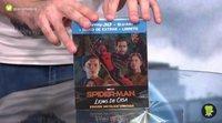 Unboxing de los steelbook de 'Spider-Man: Lejos de casa'