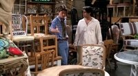 Clip 'Friends': Joey y Chandler van a comprar una mesa