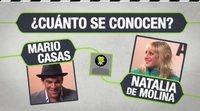 ¿Cuánto se conocen Mario Casas y Natalia de Molina?