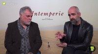 """Luis Tosar ('Intemperie'): """"El paisaje y el clima fueron los otros protagonistas"""""""