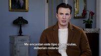 Entrevista Exclusiva a Chris Evans 'Puñales por la espalda'