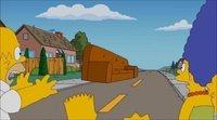 Cabecera 'Los Simpson': El sofá huye