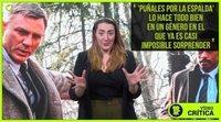 Videocrítica 'Puñales por la espalda'