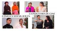 Las actrices de 'Días de Navidad' sobre las mujeres en la industria cinematográfica
