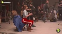 Visita al rodaje de 'Explota explota', el musical español con canciones de Raffaella Carrà