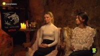 Freya Allan y Anya Chalotra ('The Witcher') declaran su amor por Henry Cavill... y Harry Potter